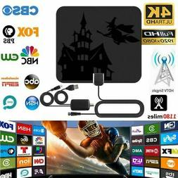 1080Miles TV Digital Antenna Signal Amplifier HD 1080P HDTV