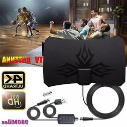 980 Miles 4K 1080P DVB-T2 HDTV Indoor Antenna Digital TV Sig