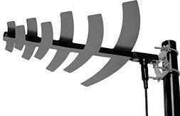pingbingding Amplified RV Antenna, 50 Miles Outdoor HDTV Ant