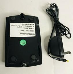 RadioShack Bi-Directional Cable TV Amplifier - AS IS - UNTES