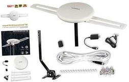 Five Star  HDTV Antenna - 360° Omnidirectional Amplified Ou