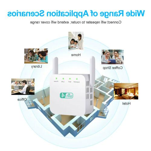 2.4Ghz Repeater Signal Booster TV