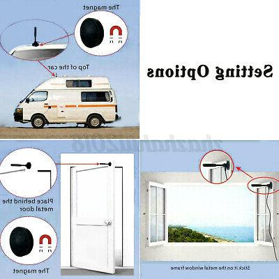 Indoor Mile HDTV Antenna Aerial TV Cable