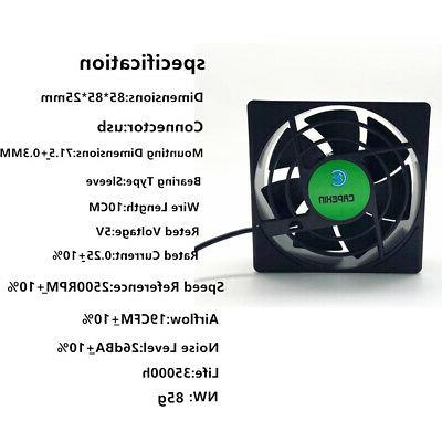 Cooling Fan USB Xbox TV Cooler O3Y3