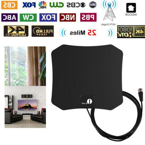 HDTV Indoor HD Signal Amplified Thin Mile
