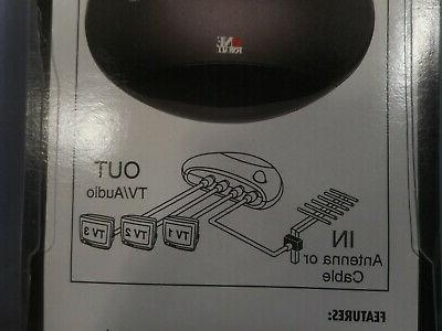 TV SIGNAL All For One UHF