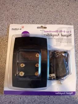*NEW* Radio Shack Bi-Directional Cable TV Signal Amplifier