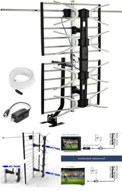 pingbingding Outdoor Digital HD TV Antenna with High Gain Am