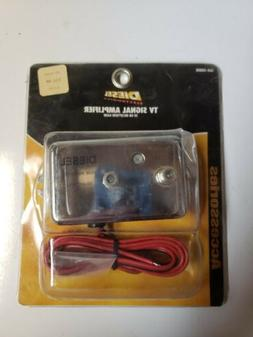 TV ANTENNA Signal Booster Amplifier for semi automotive DC p